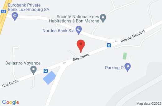 163, rue de Cents L-1319 Luxembourg Luxembourg