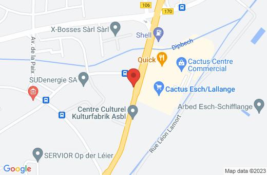 163, rue de Luxembourg L-4222 Esch-sur-Alzette Luxembourg
