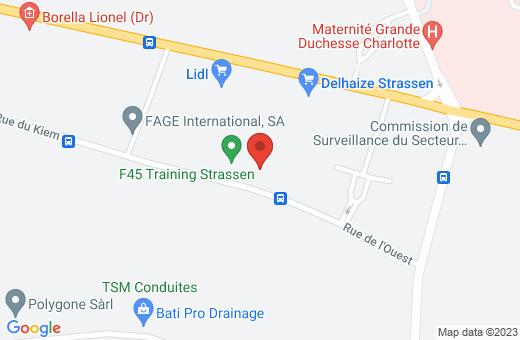 163, rue du Kiem L-8030 Strassen Luxembourg