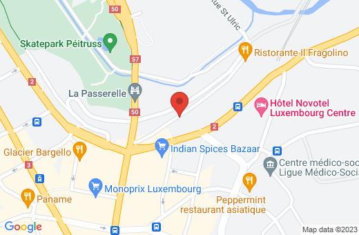 18-20 montée de la Pétrusse L-2327 Luxembourg Luxembourg