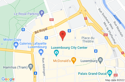 19, rue Beaumont L-1219 Luxembourg Luxembourg