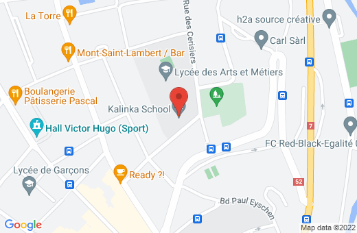 19, rue Guillaume Schneider L-2522 Luxembourg Luxembourg