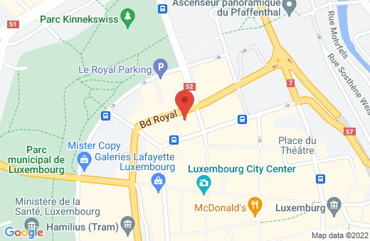 19-21, boulevard Royal L-2449 Luxembourg Luxembourg