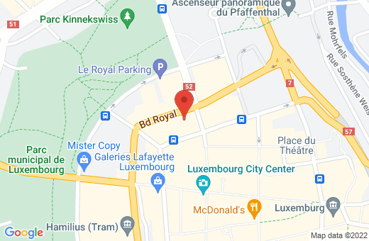 19-21 boulevard Royal L-2449 Luxembourg Luxembourg