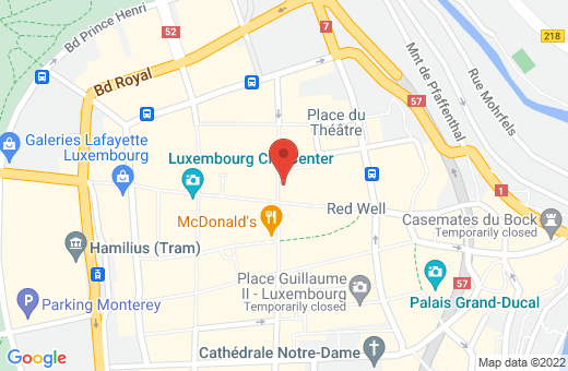 1a, rue du Curé L-1368 Luxembourg Luxembourg