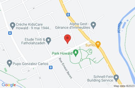 2, avenue Grand-Duc Jean L-1842 Howald Luxembourg