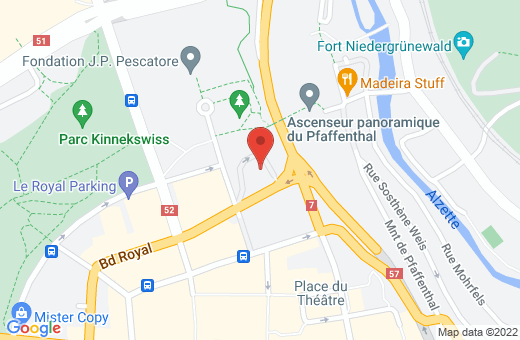 2, boulevard Royal L-2983 Luxembourg Luxembourg