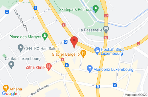 2, rue Dicks L-1417 Luxembourg Luxembourg