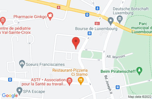 2, rue Nicolas Welter L-2740 Luxembourg Luxembourg
