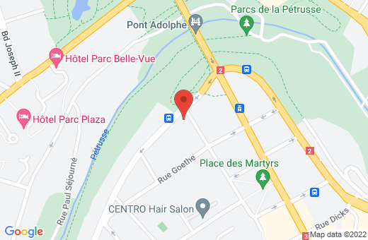 2, rue Sainte Zithe L-2763 Luxembourg Luxembourg