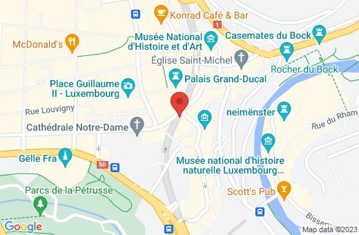 2, rue de l'Eau L-1449 Luxembourg Luxembourg