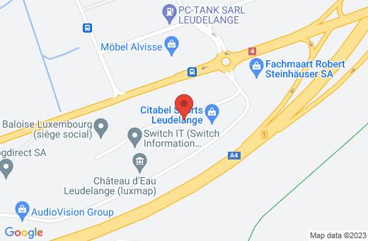 2-4, rue du Château d'Eau L-3364 Leudelange Luxembourg