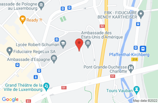 20, boulevard Emmanuel Servais L-2535 Luxembourg Luxembourg