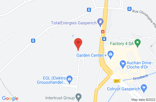 20, rue Eugène Ruppert L-2453 Luxembourg Luxembourg