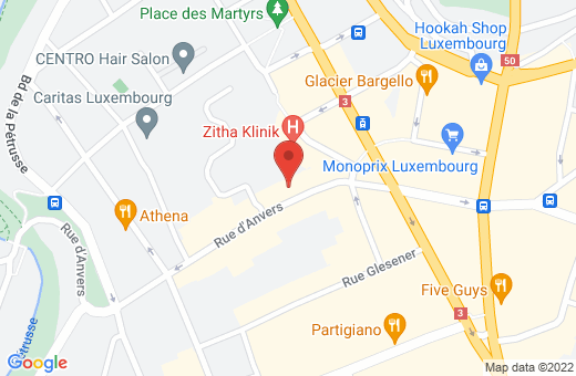 20-30, rue d'Anvers L-1130 Luxembourg Luxembourg
