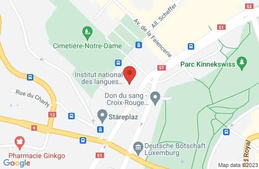 21, boulevard de la Foire L-1528 Luxembourg Luxembourg
