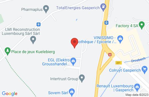21, rue Eugène Ruppert L-2453 Luxembourg Luxembourg