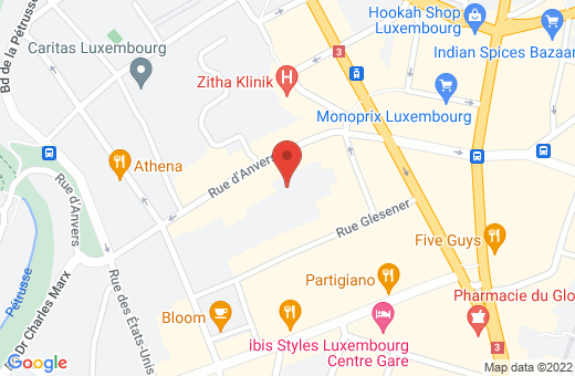 21, rue d'Anvers L-1130 Luxembourg Luxembourg