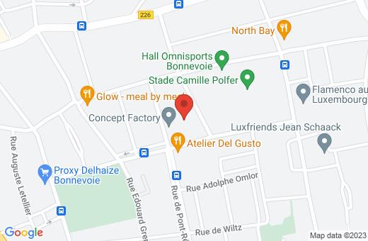 21, rue de Pont Rémy L-2423 Luxembourg Luxembourg