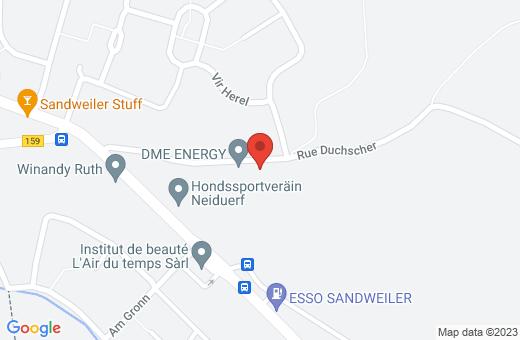 24, rue Duchscher L-5217 Sandweiler Luxembourg