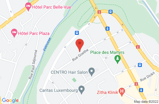 24-28, rue Goethe L-1637 Luxembourg Luxembourg