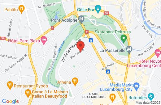 24-28 rue de Goethe L-1637 Luxembourg Luxembourg
