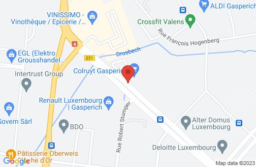 25, boulevard F.W. Raiffeisen L-2411 Luxembourg Luxembourg