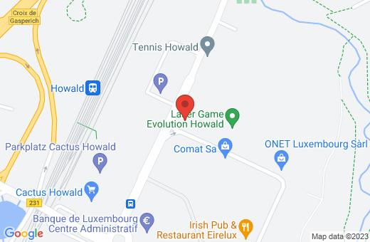 25, rue des Scillas - (entrée 3 rue des Bruyères) L-2529 Howald Luxembourg