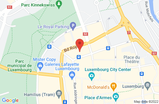 25A, boulevard Royal L-2449 Luxembourg Luxembourg