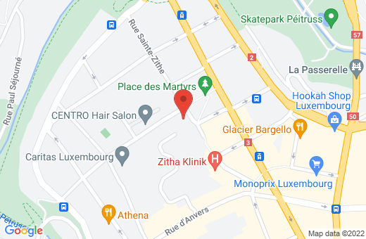 26, rue Sainte-Zithe L-2763 Luxembourg Luxembourg