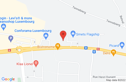270, route d'Arlon L-8010 Strassen Luxembourg