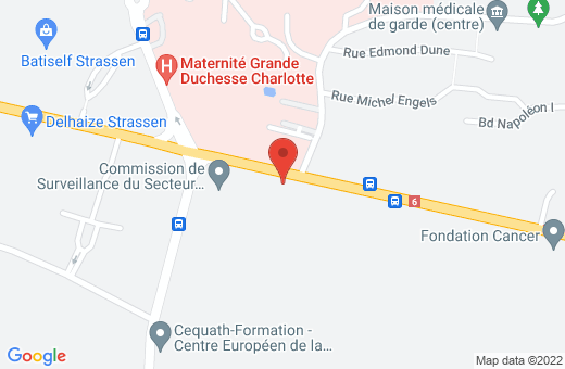 271, route d'Arlon L-1150 Luxembourg Luxembourg
