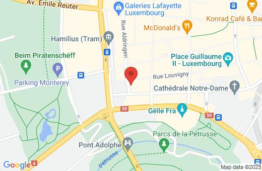 29, rue Aldringen L-1118 Luxembourg Luxembourg