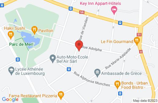 29, rue de Vianden L-2680 Luxembourg Luxembourg