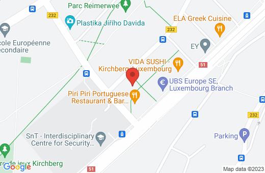2A rue Albert Borschette L-1246 Luxembourg Luxembourg