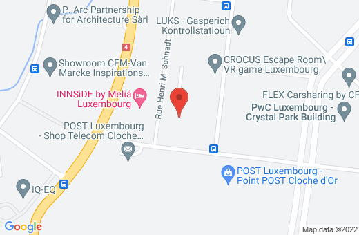 3, rue Emile Bian L-1235 Luxembourg Luxembourg