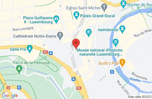 3, rue de la Congrégation L-1352 Luxembourg Luxembourg