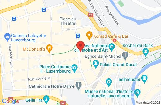 3, rue du Fossé L-1536 Luxembourg Luxembourg