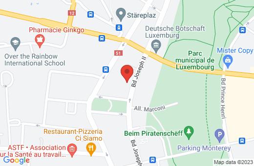 31, boulevard Joseph II L-1840 Luxembourg Luxembourg