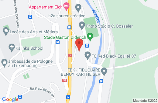 34, côte d'Eich L-1450 Luxembourg Luxembourg