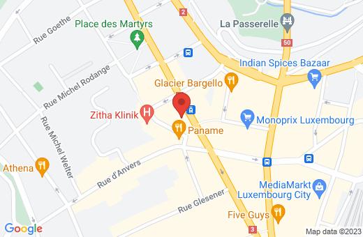 34-38, avenue de la Liberté L-1930 Luxembourg Luxembourg