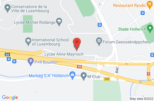 36, boulevard Pierre Dupong L-1430 Luxembourg Luxembourg