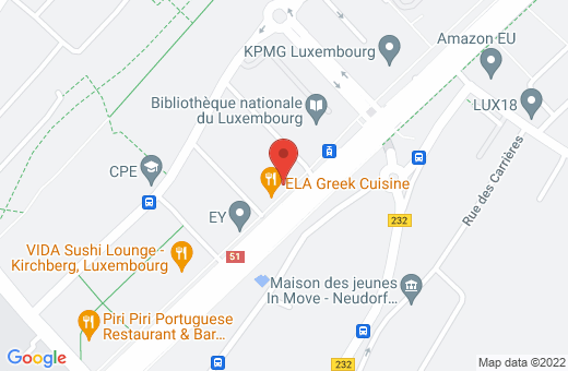 37a, avenue John F. Kennedy L-1855 Luxembourg Luxembourg