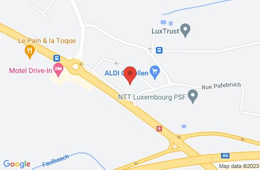 38, parc d'Activités de Capellen L-8308 Capellen Luxembourg