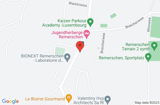 39, Waistrooss L-5440 Remerschen Luxembourg