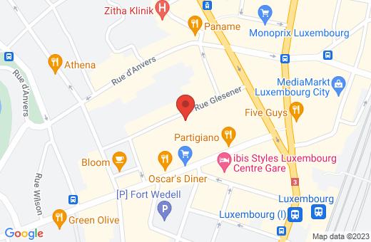 39, rue Glesener L-1631 Luxembourg Luxembourg