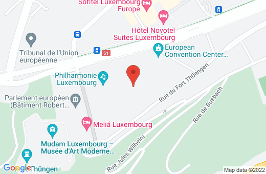 4, place de l'Europe L-1499 Luxembourg Luxembourg