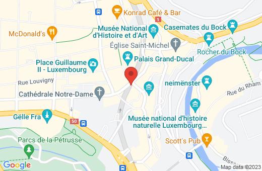 4, rue de l'Eau L-1449 Luxembourg Luxembourg