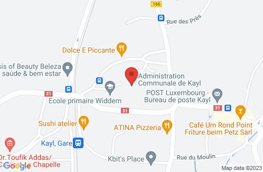 4, rue de l'Hôtel de Ville L-3674 Kayl Luxembourg