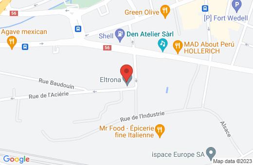 4-8 rue de l'Aciérie L-1112 Luxembourg Luxembourg